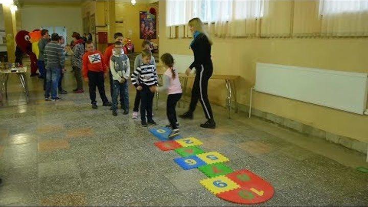 Во Дворце культуры в рамках проекта «Рядом с детьми» прошёл «Семейный фестиваль творчества»