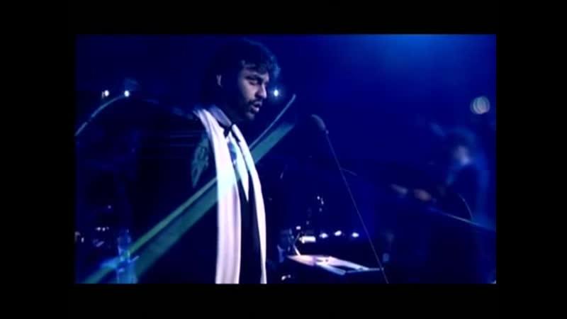 Andrea Bocelli - E lucean le stelle (A Night In Tuscany) [HD]