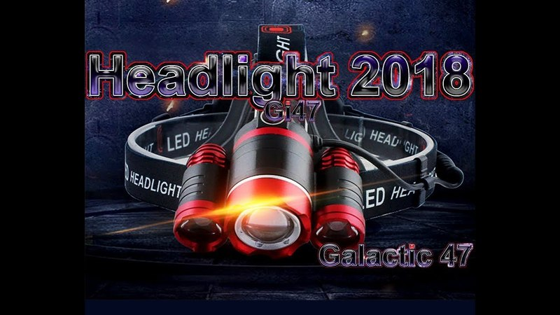 Headlight 2018