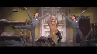 The Red Blues dance excerpt Cyd Charisse Silk Stockings 1957