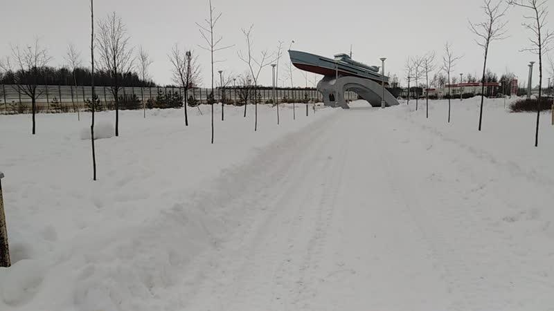 Ох зимушка зима Кронштадт 19 кв.mp4