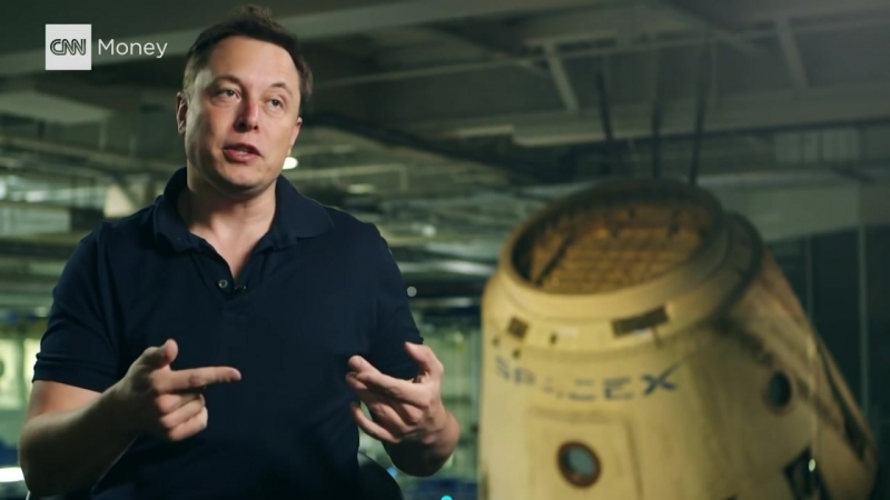 Elon Musk predicts a population implosion