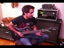 Periphery - Bulb and Jake Demoing the Atomic MB-50 Poweramp with the Fractal AxeFx Ultra!