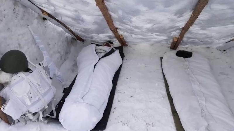 """Hərbçilərimiz beynəlxalq """"Qış təlimi - 2019""""da iştirak edirlər - 12.02.2019"""