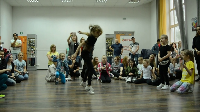 ТОТ САМЫЙ DANCEHALL 1.0 ||| Dancehall Kids 1x1 ||| 1/4