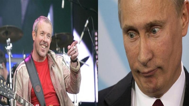 Андрей Макаревич жестко высмеял рай Путина в новой песне