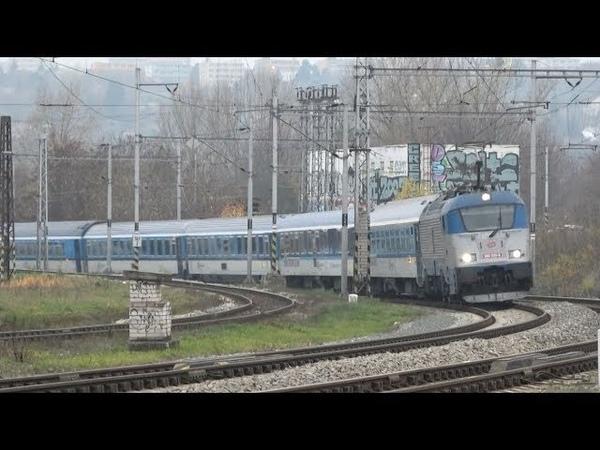 Vlaky Brno-Obřany 8.11.2018
