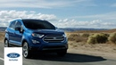Discover the First-Ever Ford EcoSport | EcoSport | Ford