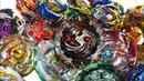 100 БЕЙБЛЭЙДОВ ПРОТИВ DEAD PHOENIX / TAKARA TOMY (Часть 3) Бейблэйд Бёрст / Beyblade Burst
