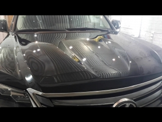 Lexus LX полировка + керамика