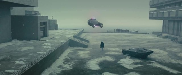BLADE RUNNER 2049: The Art of Master and Wide Shots
