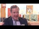 Intervju med Michael Farr, världens mest framstående Tintin-expert