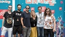 Bastille en interview au Lollapalooza Paris