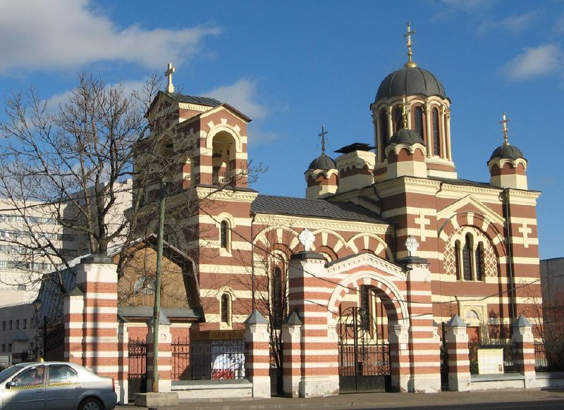 В храм на Поликарпова привезут ковчег с частицами мощей защитников земли русской