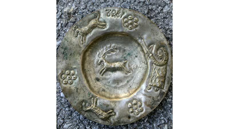 Археологические раскопки в Югре