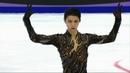 Юдзуру Ханю - победитель российского этапа Гран-при! Произвольная программа. Мужчины. Rostelecom Cup