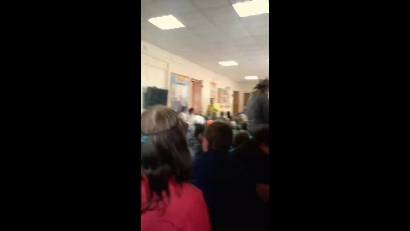 Битва Хоров в Школе.