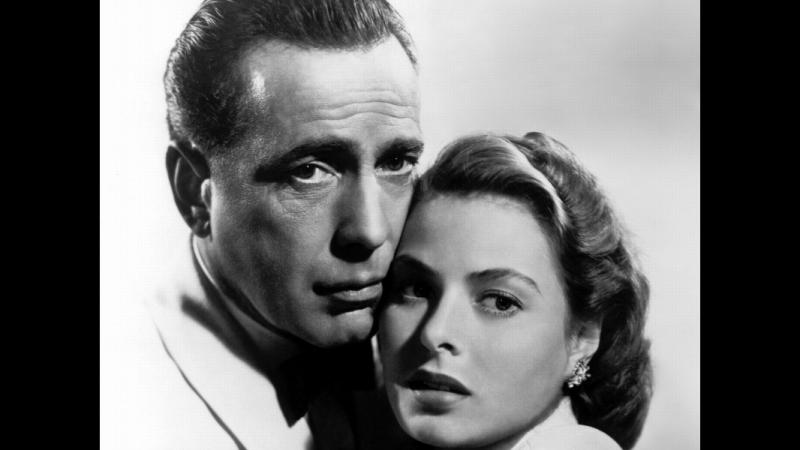 Немного иностранной музыки - Bertie Higgins - Casablanca (клип).