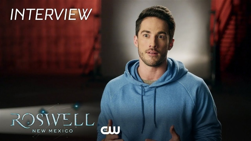 Roswell, New Mexico | Michael Trevino On Kyle Valenti | The CW