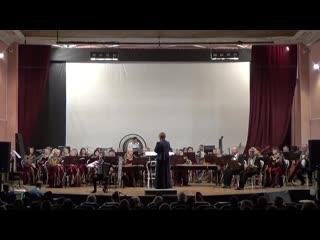 Ехал казак за Дунай. М.Товпеко. Исполняет Митин Данил и Губернаторский оркестр.
