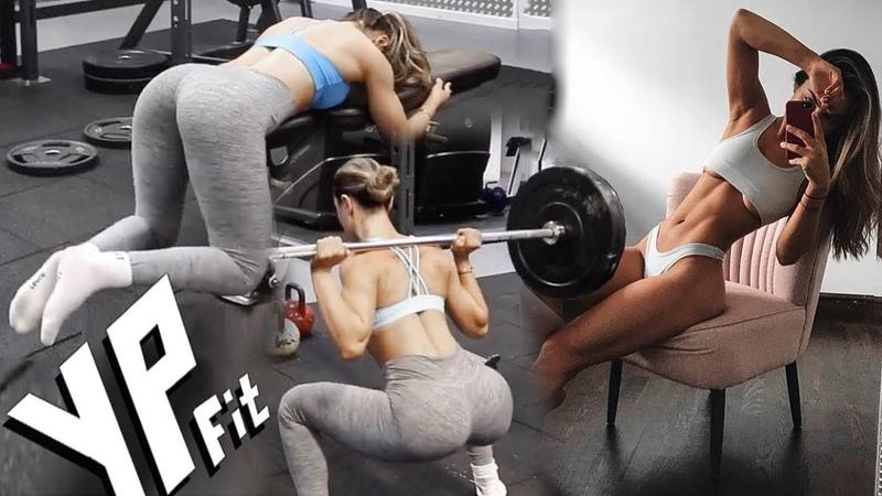 THE BEST GLUTE LEG WORKOUT 🍑 Krissy Cela Fitness Motivation