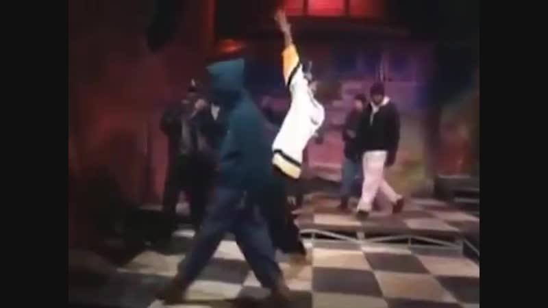 Wu Tang Clan Perfomance 1994