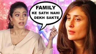 Kajol Devgan Angry Reaction On Kareena Kapoor's Veere Di Wedding Movie