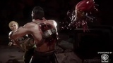 MK11 - Cassie Cage Fatality