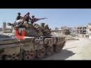 Война в Сирии. САА ведет бои в Восточной Гуте