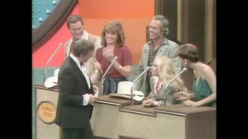 Family Feud - Dallas vs Eight is Enough 1979