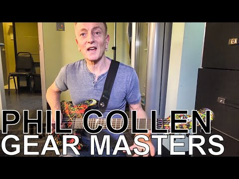 Phil Collen (of Def Leppard and Delta Deep) - GEAR MASTERS Ep. 195