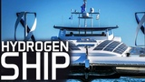 World's First Hydrogen-Powered Ship Goes on Six Year Voyage ColdFusion