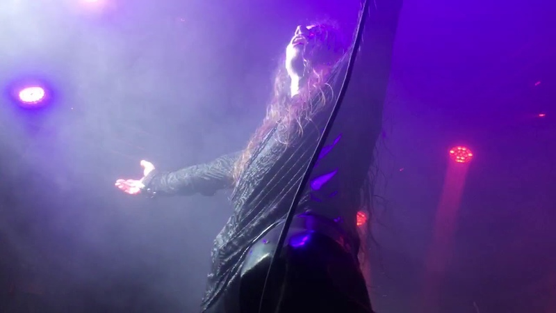 Carach Angren - Bloodstains on the captain's log (Moscow 14.08.2018)
