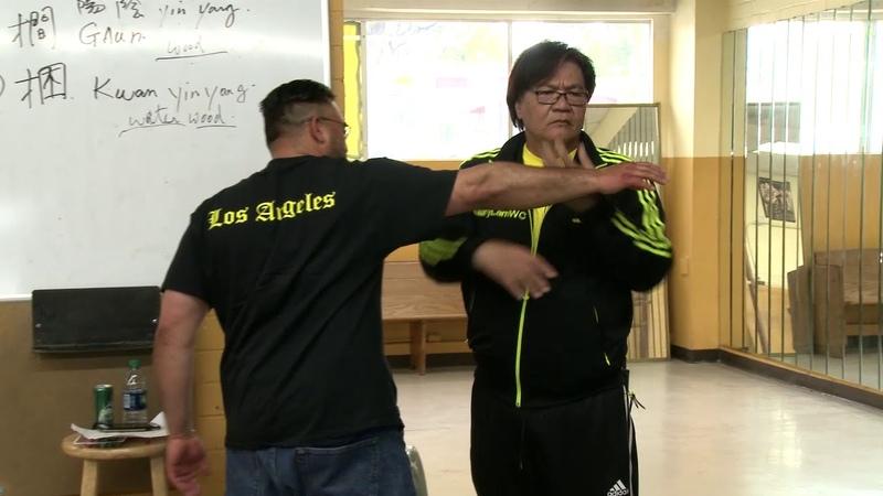 Sifu Gary Lam The 18 Wing Chun Actions Quan Sau