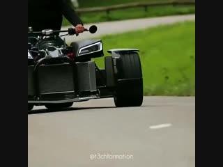 Самый мощный квадроцикл в мире