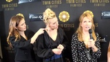 2017 TCFF Red Carpet Interview Zoey &amp Madelyn Deutch, and Lea Thompson- The Year of Spectacular Men