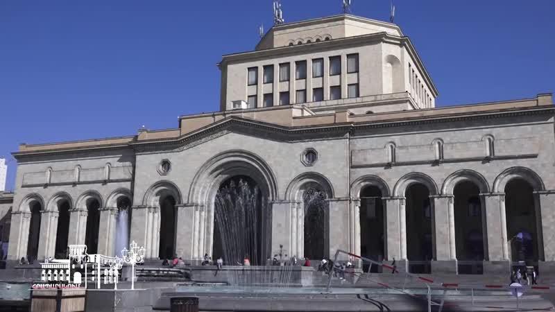 Հայաստանի պատմության թանգարանն ազատվեց գովազդային վահանակներից և ապակե պատնեշներից.mp4