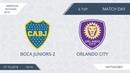 AFL18. America. Segunda. Day 6. Boca Juniors-2 - Orlando City