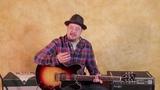 B.B. King Slow Blues 12 Bar Guitar lesson