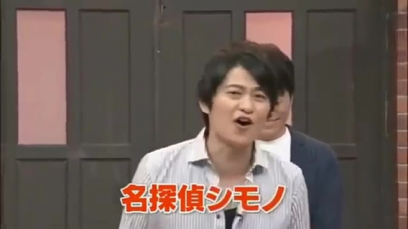 Shimono Hiro sings