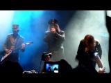 Therion - Beloved Antichrist - Theme of Antichrist, Blood of Kingu, Din (Москва, ГлавClub, 12.04.2018)