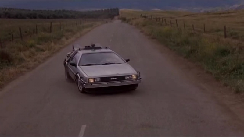 Back To The Future - The Power Of Love.