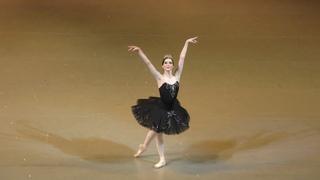 03/10/18 Olesya Novikova Philipp Stepin Swan Lake variations coda