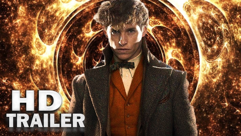 Final Trailer: Fantastic Beasts 2: The Crimes of Grindelwald [HD] 2018 J.K Rowling Movie | Concept