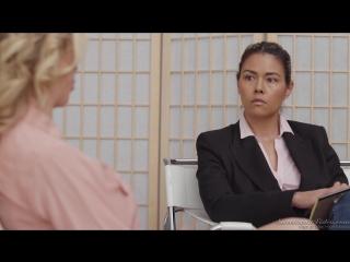 Alexis Fawx, Sabina Rouge (YOU MAKE ME CRAZY--HORNY!)[2018, Lesbian, Big Tits, Mature & Milf, Cunilingus, HD 1080p]