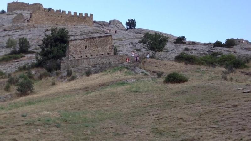 Trim. Генуэзская крепость p.13