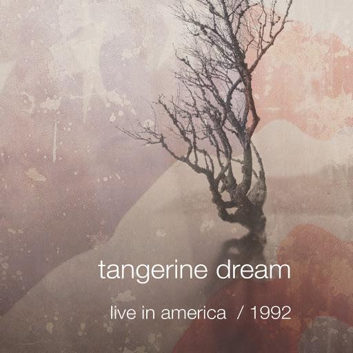 Tangerine Dream альбом Live in America 1992