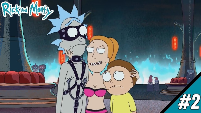 [Рик и Морти] (Rick and Morty) | 1 Сезон 2 Серия | Пёс-Газонокосильщик