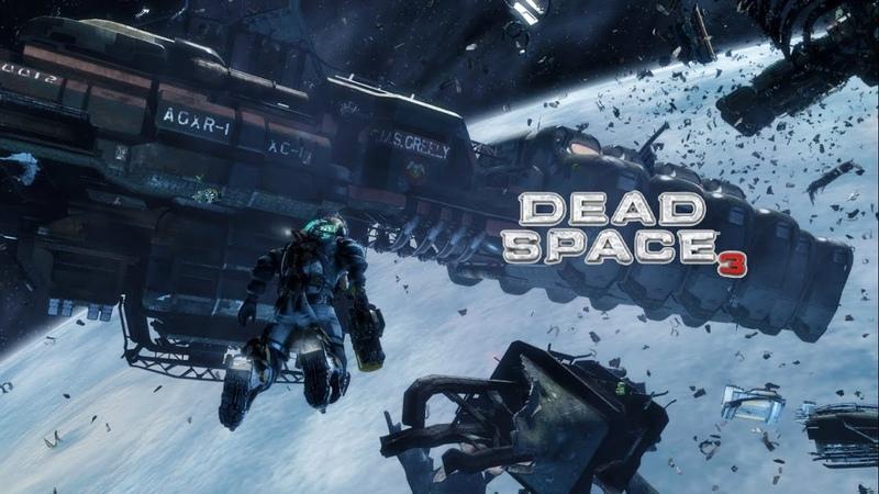 Dead Space 3 ► Greely and Terra Nova(Гриль и Терра Нова) №4