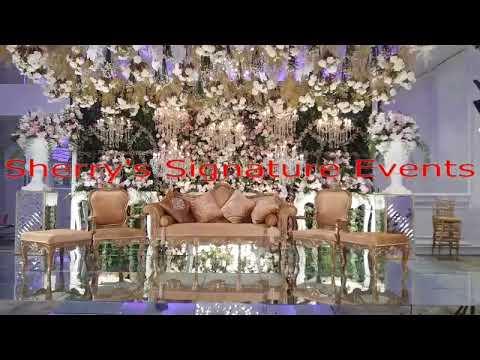 Sherry's Signature Events Flower Arrangement P 29